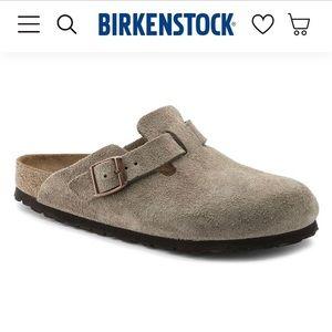 Birkenstocks, size 37